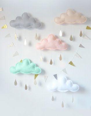 babykamer wolken ~ lactate for ., Deco ideeën