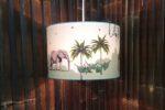 jungle kamer lamp